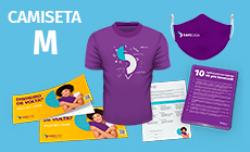 Kit Promotor - Camiseta M